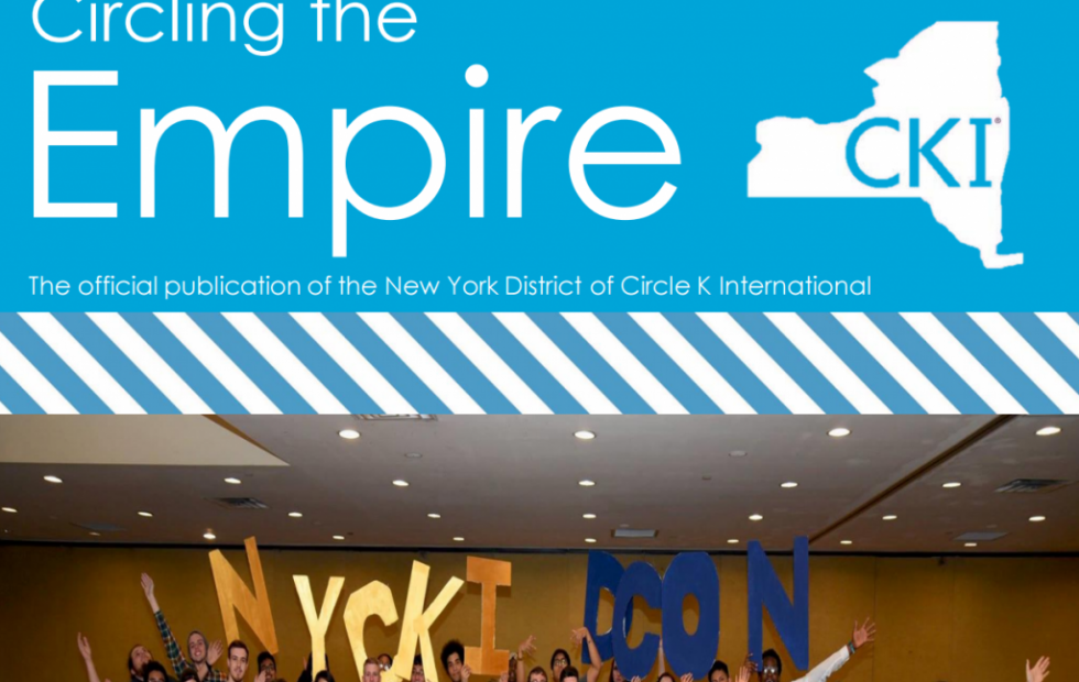 Circling the Empire – Issue 1