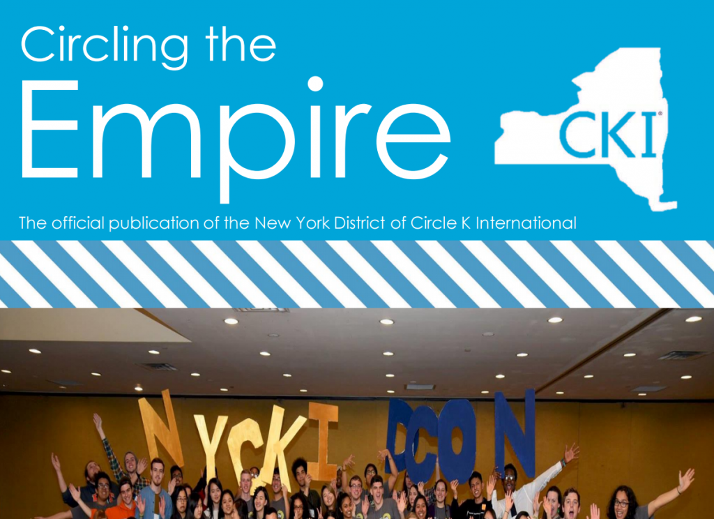 Circling the Empire – Issue 1 – New York District
