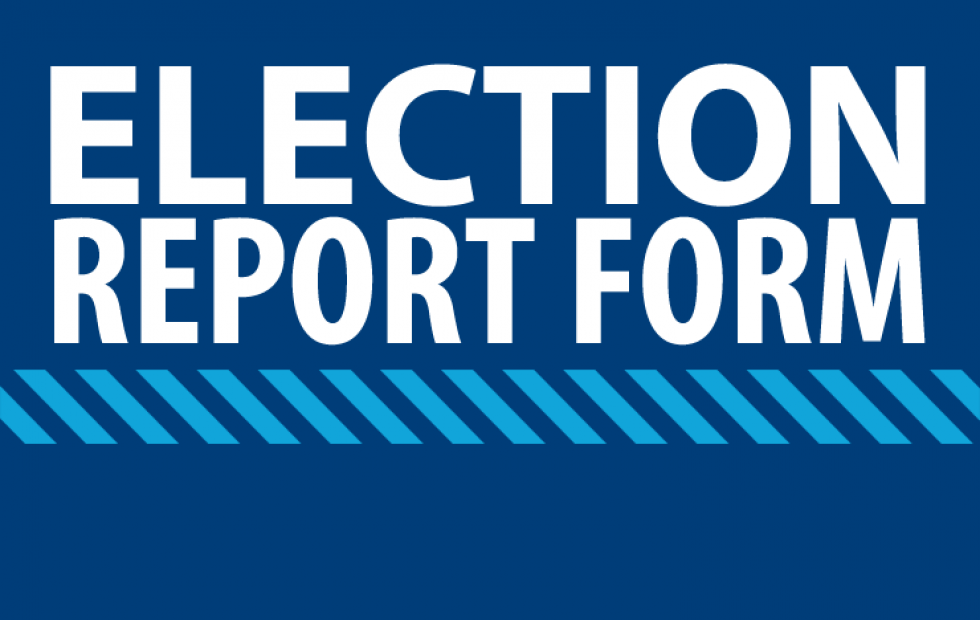 Election Report Forms