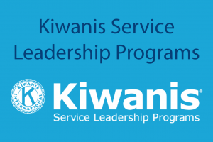 Download Kiwanis Service Leadership Program Logo