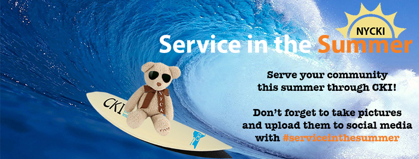 Service in the Summer Facebook Cover