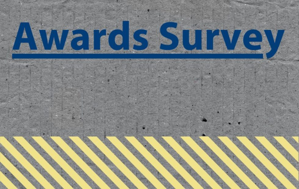 Send us Suggestions for Awards!